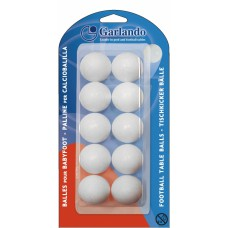Blisterpak met 10x witte bal voor intensief gebruik