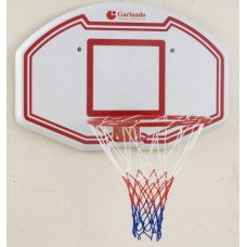 GARLANDO BASKETBAL BORD BOSTON 91 x 61 cm
