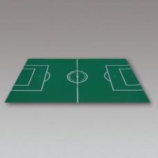 Playfield kaart karton voor Garlando voetbaltafel