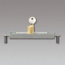 Garlando voetbaltafel kabinet slot met sleutels