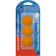 Blisterpak met 3x oranje bal voor intensief gebruik