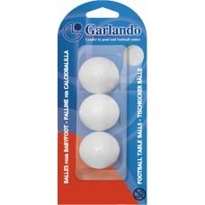 Blisterpak met 3x witte bal voor intensief gebruik