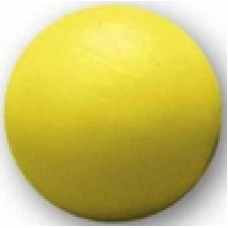 JGC wedstrijdbal kleur geel. Setprijs per 10 stuks